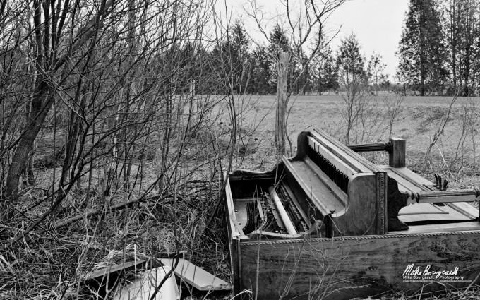July 11, 2012 – Forgotten Piano
